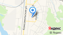 Танго на карте
