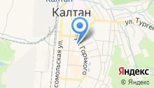ГИБДД ОВД по г. Калтан на карте