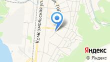 Магазин детских товаров на ул. Горького на карте