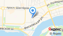 Gulomov Creative на карте