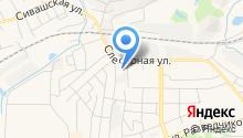 Магазин автозапчастей на ВАЗ, ГАЗ, ПАЗ на карте