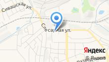 Пожарная часть №4, 11 отряд ФПС по Кемеровской области на карте