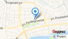SOTKA GSM на карте