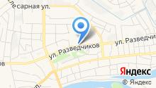Коллегия адвокатов Орджоникидзевского района г. Новокузнецка Кемеровской области №43 на карте