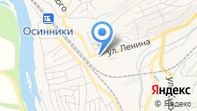 Кандалепский диагностический центр на карте