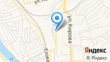 СТО на Магистральном проезде на карте