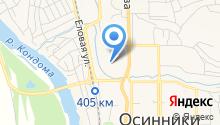 ЮжКузбасспроектстрой на карте