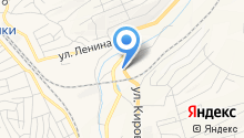 Городская сантехническая служба на карте