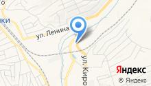 СТО на Кирова на карте