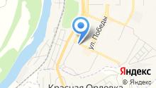 ЗАГС г. Осинники на карте