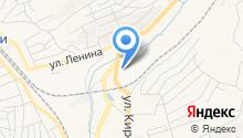 СТО на ул. Новостройка на карте