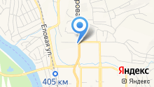 СТРАЖ-КУЗБАСС на карте