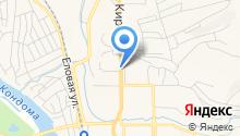 Главное бюро медико-социальной экспертизы общего профиля по Кемеровской области на карте