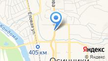 Управляющая на карте
