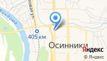 Любченко В.С. на карте