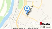 Осинниковский политехнический техникум на карте