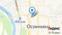 Архивное Управление Администрации Осинниковского городского округа на карте