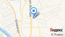 Отдел Военного комиссариата Кемеровской области по г. Осинники и г. Калтан на карте