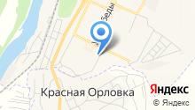 Глобус на карте