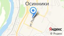 Сибирский Дом Страхования на карте