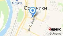Главное бюро медико-социальной экспертизы по Кемеровской области на карте