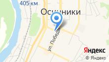 Сибирская техническая компания на карте