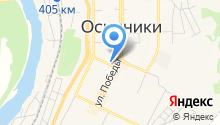 Управление здравоохранения Администрации Осинниковского городского округа на карте