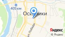 Осинниковский городской краеведческий музей на карте