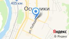 Адвокатский кабинет Плахотского Я.А. на карте