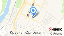 Адвокатский кабинет Гильфановой А.М. на карте