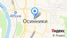 Управление культуры Администрации Осинниковского городского округа на карте