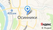 Станция юных техников им. П.В. Лосоногова на карте