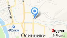 Бухен Хаус на карте