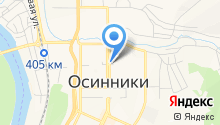 Межрайонная инспекция Федеральной налоговой службы России №5 по Кемеровской области на карте