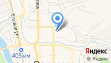 Осинниковский горнотехнический колледж на карте