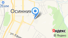 Яковлев ряд на карте
