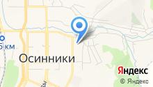 Гарибов П.М. на карте