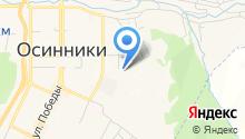 Яковлева И.В. на карте