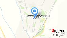 Агалюшка на карте