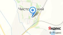 Чистогорский детский сад №2 на карте