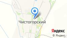 Чистогорский детский сад №1 на карте