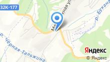 Участковый пункт полиции Осинниковский на карте