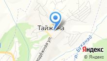 Детский сад №19, Ромашка на карте