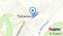 Пожарная часть №2, 12 отряд ФПС по Кемеровской области на карте