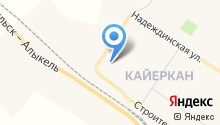 Детский сад №84, Голубок на карте