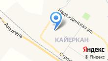 ДЮСШ №5 на карте