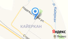 Губернские аптеки, ГП на карте