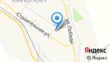 Детский сад №36, Полянка на карте