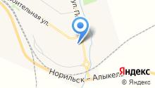 Интероптика на карте