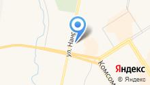 Земфира на карте